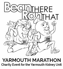 Bean There Ran That, Yarmouth Marathon Charity Event for the Yarmouth Kidney Unit